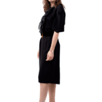 petite robe noire,retro,chic,organza,zippée,dos,féminine,élégante,velour,matière soyeuse,mache design,viscose,livestyle,robe,made in france,tendance,vêtement,création,personnalisé,sur mesure,somptueuse,jersey,nouvelle collection,robe noire,simple,glamour,glam,sexy,unique,création artisanale,francaise,créateur francais